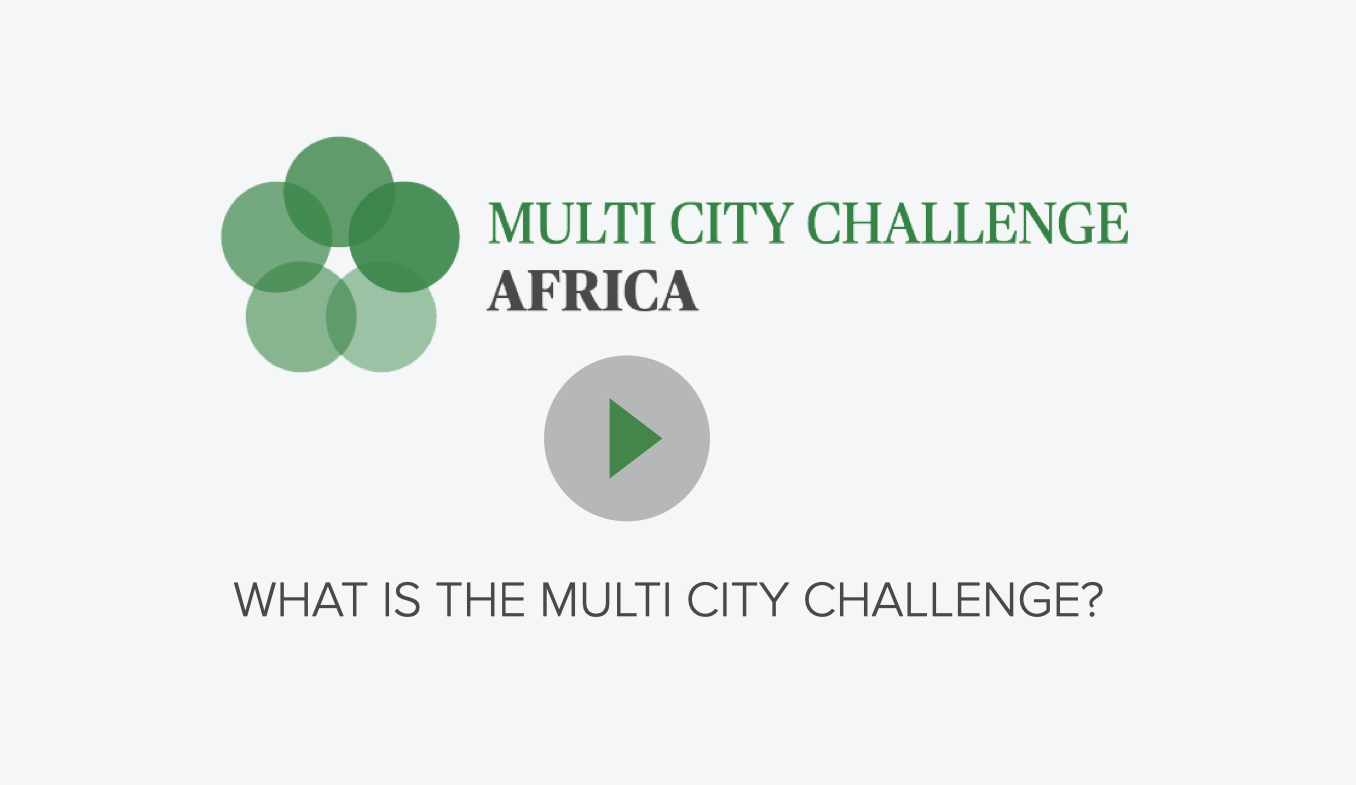 Multi City Challenge Logo